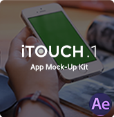 iTouch 2 | App Promo Mock-Up Kit - 19
