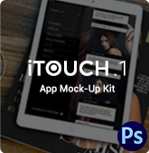 iTouch 2 | App Promo Mock-Up Kit - 20