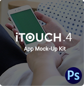 iTouch 2 | App Promo Mock-Up Kit - 24
