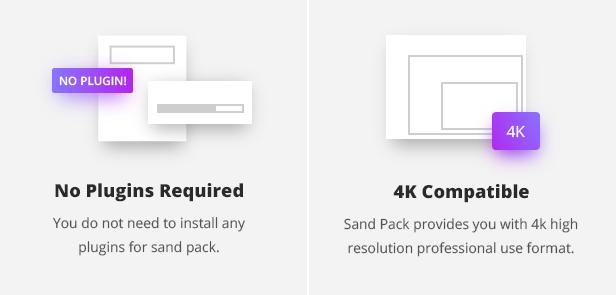 Particle Builder | Sand Pack: Dust Sand Storm Disintegration Effect Vfx Generator - 16